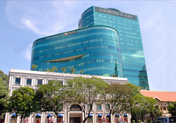 Diamond Plaza Apartments for rent in District 1, Ho Chi Minh