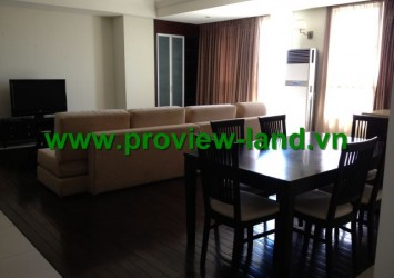 Penthouse The Manor for rent in Binh Thanh District