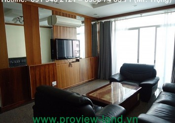 Hoang Anh Riverview Apartment for rent in District 2 with 4 beds fully furnished