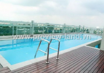 Serviced Apartments for rent in District 3 center