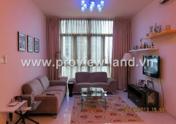 Apartment for rent in The Vista An Phu Ward District 2