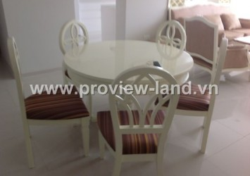 City Garden in Binh Thanh District Apartment for rent with 3 bedrooms