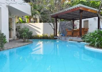 Villa for rent in Thao Dien Q2 protected areas Nguyen Van Huong