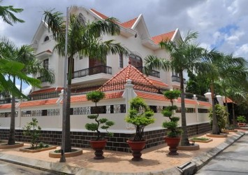 Protected areas Villas for rent Thao Dien, District 2