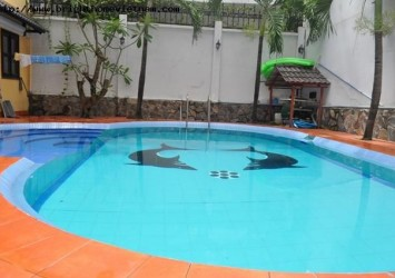 Villas for rent in Thao Dien District 2 with cheap price