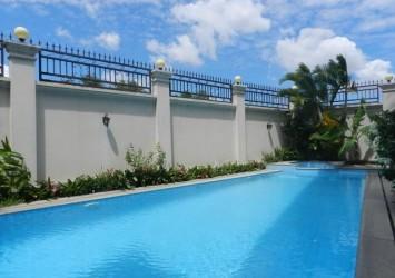 VIP villa for rent on Nguyen Van Huong street in Thao Dien District 2