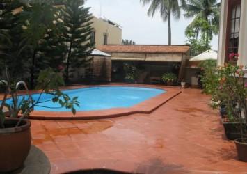 Most beautiful villas for rent in Thao Dien District 2, Nguyen Van Huong Street
