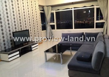 Apartment for rent with 3 bedrooms in Saigon Pearl Ruby