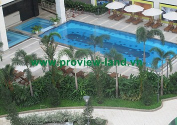 Saigon Airport Plaza Apartment for rent in Saigon
