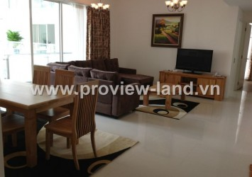 Apartment for rent in District 2 Estella view pool