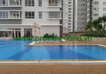 Apartment for rent at 7th floor Sunrise City