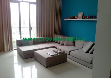 City Garden apartment for rent in HCM City Viet Nam
