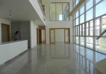 Penthouse for rent in District 2 HCMC - 4 bedrooms