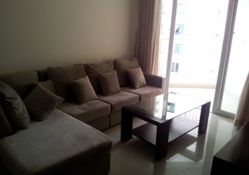 Apartment for rent in An Khang Building District 2 HCMC with best price