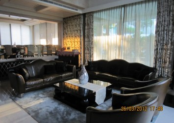 Hill Villa for rent in Phu My Hung - District 7 - HCMC