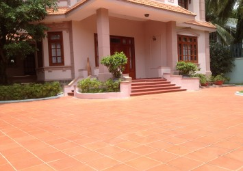 Luxury Villa for sale in Thao Dien District 2 pool view
