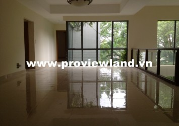 Villa for rent in Thao Dien with 700sqm - Riverside Villa Compound in Dist 2 HCMC