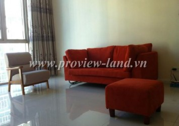 The Vista Apartment for rent in Dist 2 hcmc - apartments high floor with 2 beds
