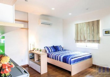 GK Home serviced apartment for rent in HCMC center