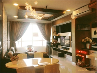 Apartment for ren in District 7 Sunrise City near Nguyen Van Linh Street