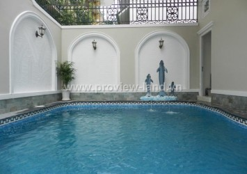 Villa for rent in Phu Tuong District 2