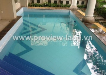 Beautiful villa for rent in Thao Dien District 2, Sen Villa