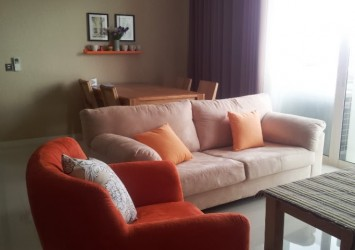 Apartment for rent District 2 Estella furnished & beautiful view