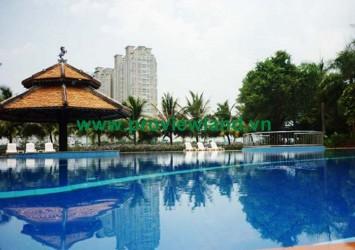 Villa Lan Anh for rent in district 2 - big villa rental best price