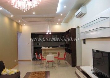 Topaz apartment for rent at Saigon Pearl in Binh Thanh Dist