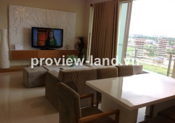 Estella apartment for rent in District 2 high floor