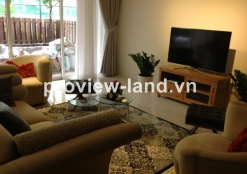 Estella apartment for rent 171sqm fully furnished