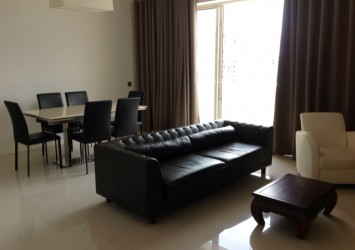 Apartment for rent in District 2 Estella nice furnished