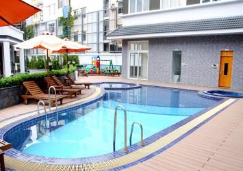 HaDo Villas Compound for rent in District 10 adjacent villas