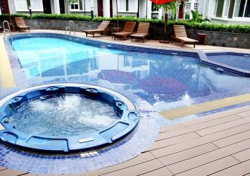 Ha Do Villas Compound for rent District 10 duplex villas