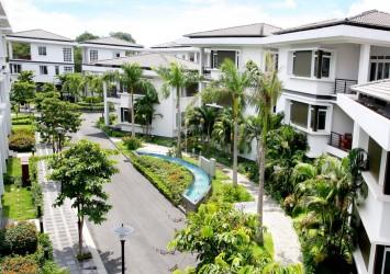 Ha Do Villas Compound District 10 for rent