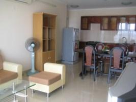97sqm apartment for rent in Nguyen Van Dau Building