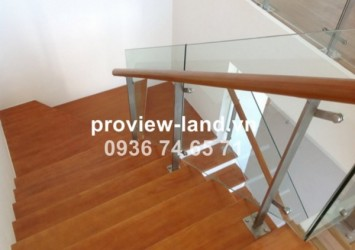 Penthouse Estella apartment for rent 230sqm at 22th floor