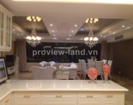 Penthouse Saigon Pearl apartment for rent 230sqm