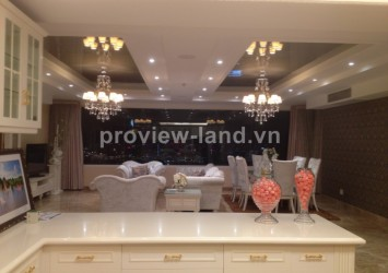 Penthouse Saigon Pearl apartment for sale 230sqm