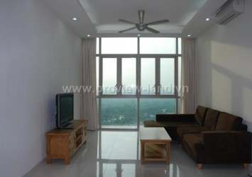 Apartment for rent in District 2 View River The Vista fully furnished