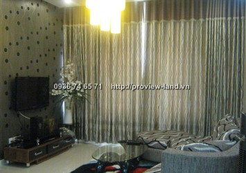 Saigon Pearl Topaz 1 tower aparetments for rent