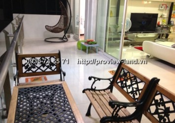 Apartment for rent in District 2 The Estella apartments