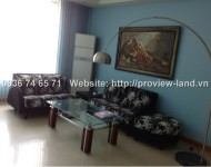 Apartment for rent in The Manor HCM cheap price