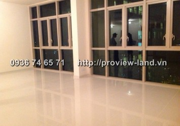 The Vista An Phu apartment for rent in District 2 with 3 bedrooms