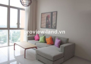 Apartment for rent at The Vista An Phu pool view