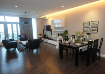 Luxury Penthouse Sailing apartment for rent in District 1