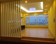 Saigon Pearl apartments for rent at Topaz tower high floor