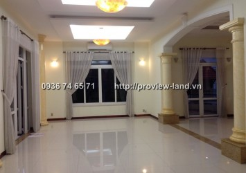 Villa for rent in Thao Dien - Kim Son Villa 700sqm