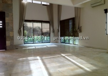 Villa for rent in District 2 - Villa Riviera 320sqm for rent