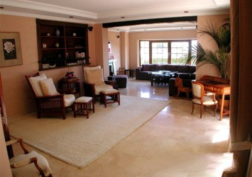 Phu My Hung Villa for Rent in District 7 Luxurious Decoration